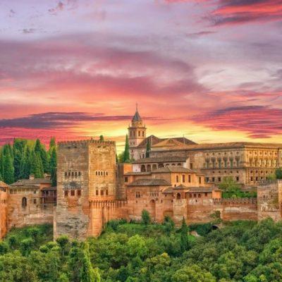 Dobrodružstvo pod andalúzskym slnkom a kráľovskou Alhambrou