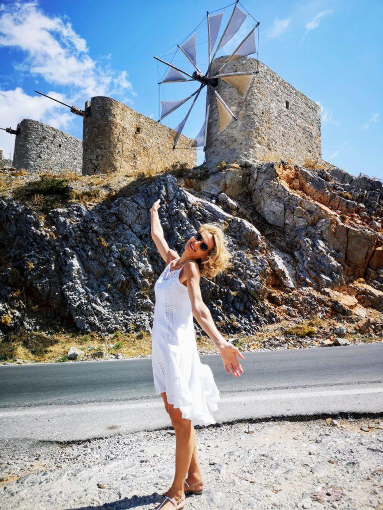Veterné mlyny_Lasithi_Kréta_Lady Travel